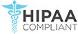 HIPPA Compliant governance & compliance badge means we offer HIPAA compliant billing & statements
