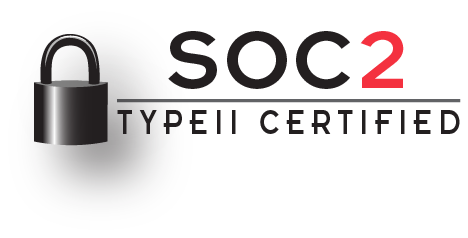 SOC2 Type II Certified governance & compliance badge